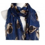 Pug Wrap- Navy Blue