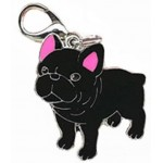 Key Ring- Frenchie
