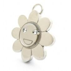 Hamish McBeth Tag- Flower Silver