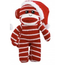 Squeaky Monkey Red