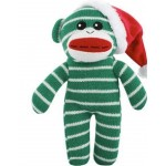 Squeaky Monkey Green