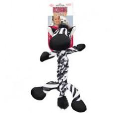 KONG Braidz Zebra
